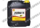 Масло Shell Donax TC 30